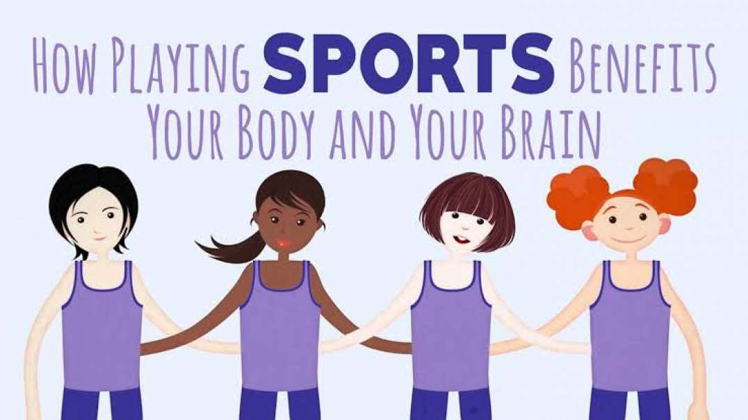 How playing sports benefits your body