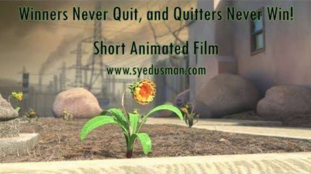 Award winning short film-Motivational Video