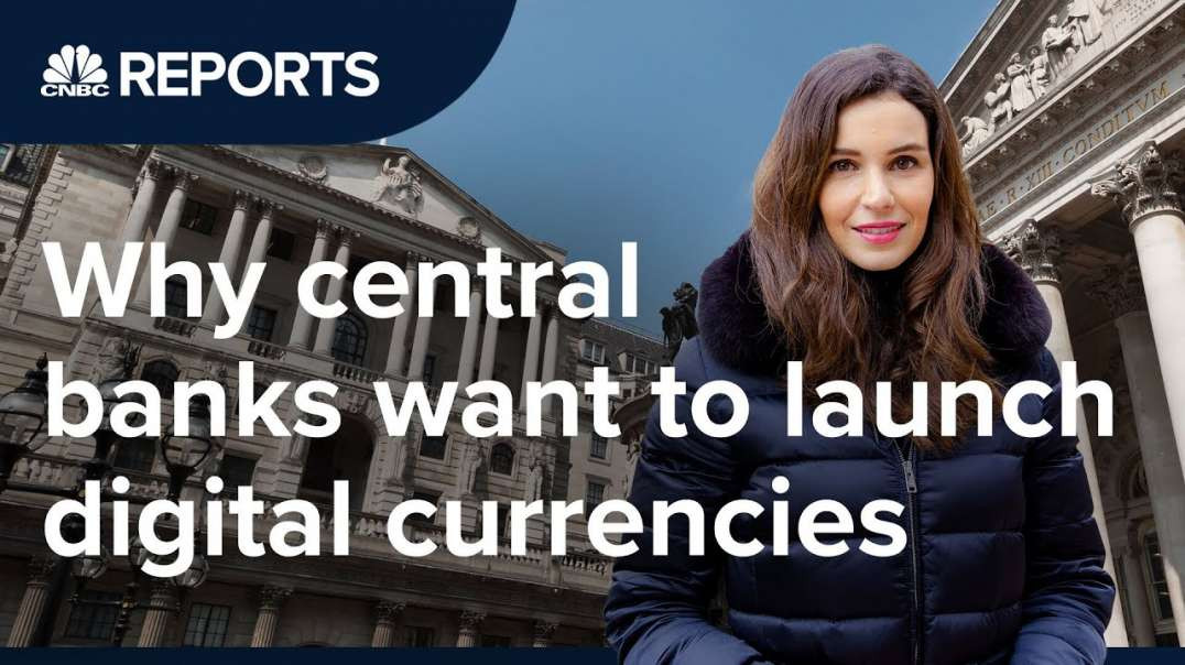 #CentralBanks #Money      Why central banks want to launch digital currencies _ CNBC Reports