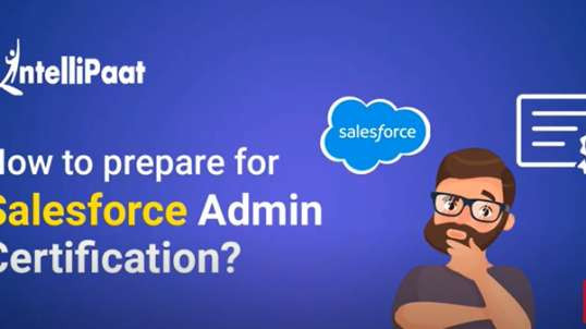 Salesforce Admin Certification | Learn Salesforce | Salesforce Career | Intellipaat